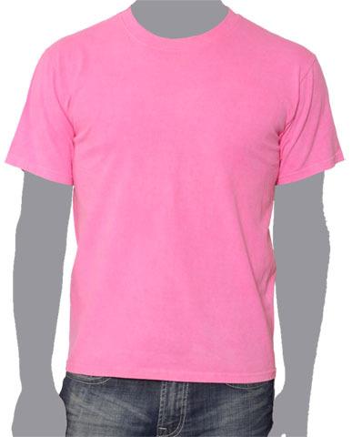 Pink Neon Shirt | Is Shirt