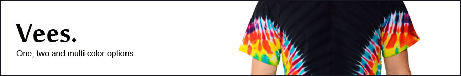 Vees Tie-Dye T-Shirts